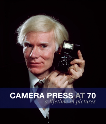 Andy Warhol 1979 by Yousuf Karsh