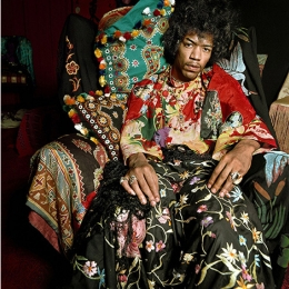 Jimi Hendrix and the summer of love