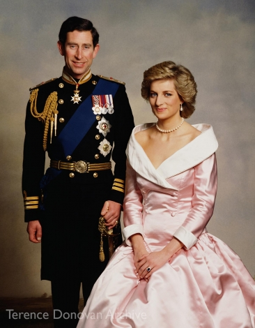 The Prince and Princess of Wales, 15 December 1987