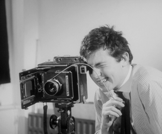 Terence Donovan: Speed of Light archive footage