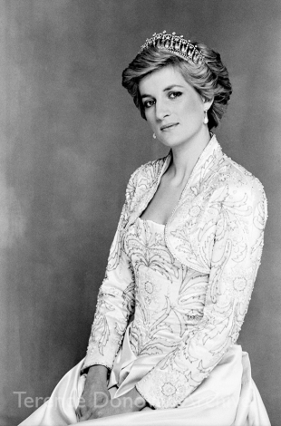 Diana, Princess of Wales, 26 February 1990