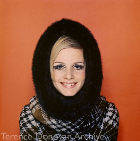 Twiggy for French Elle, September 1966